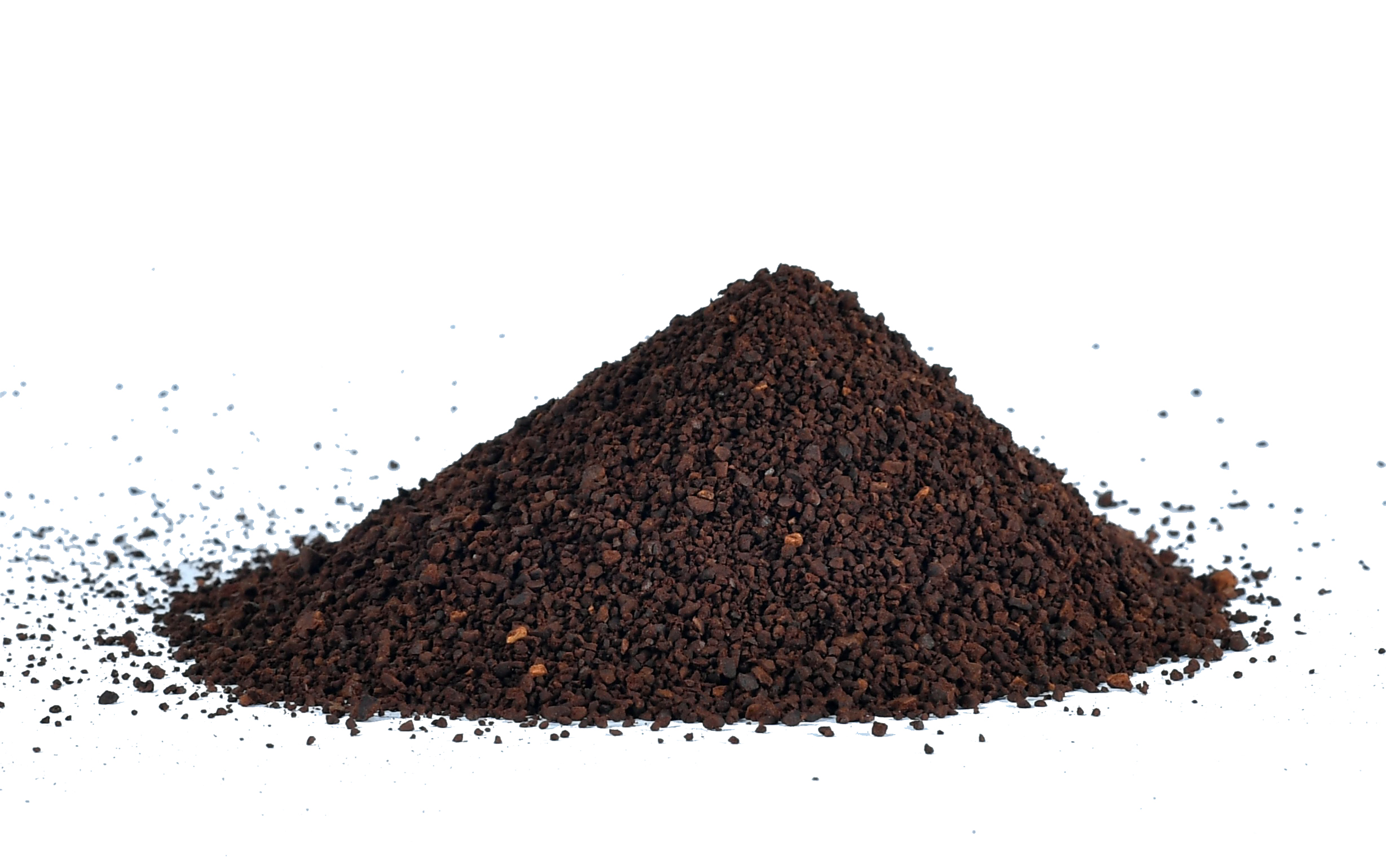 Coarse Ground Coffee Powder