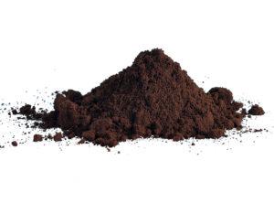 Fine Ground Coffee Powder